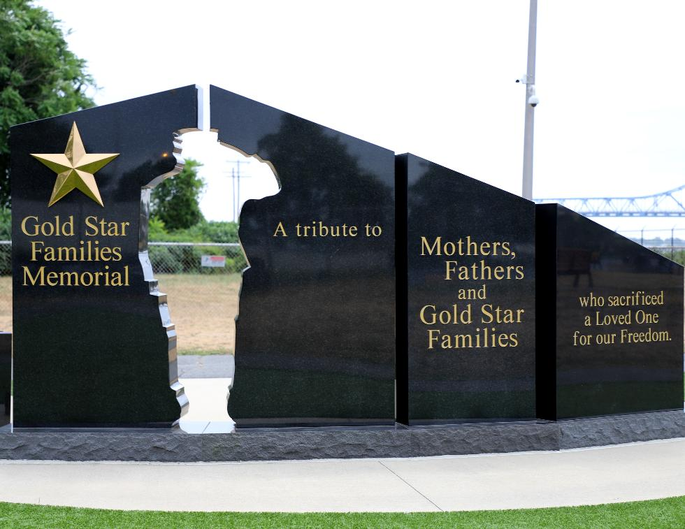 Fall River Massachusetts Gold Star Family Memorial