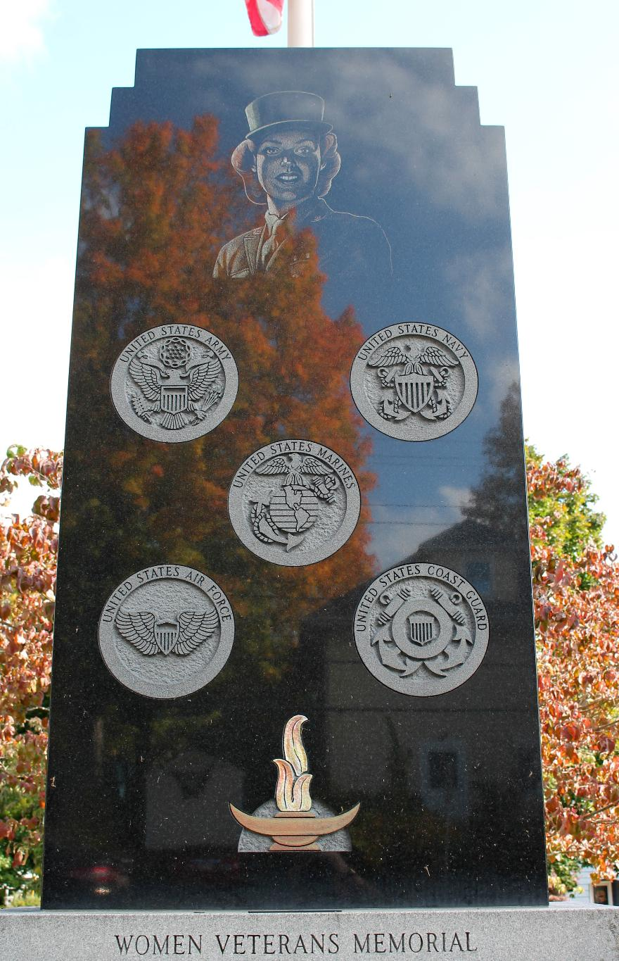 Haverhill Massachusetts Women Veterans Memorial