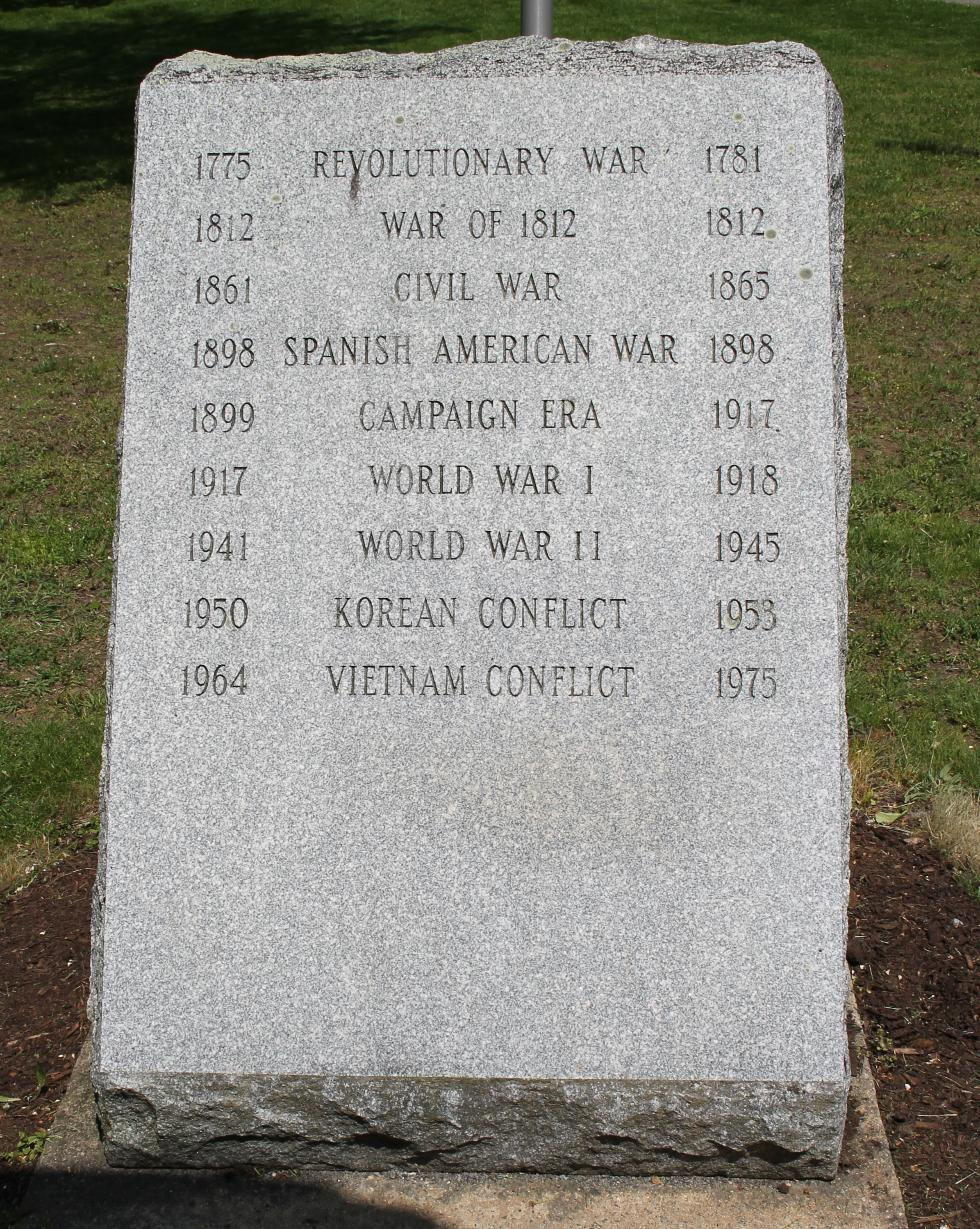 Ipswich Massachusetts All Services Memorial