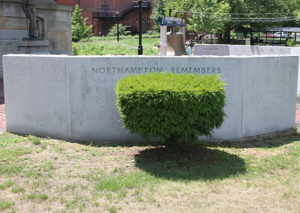 Northampton Massachusetts Veterans Memorial