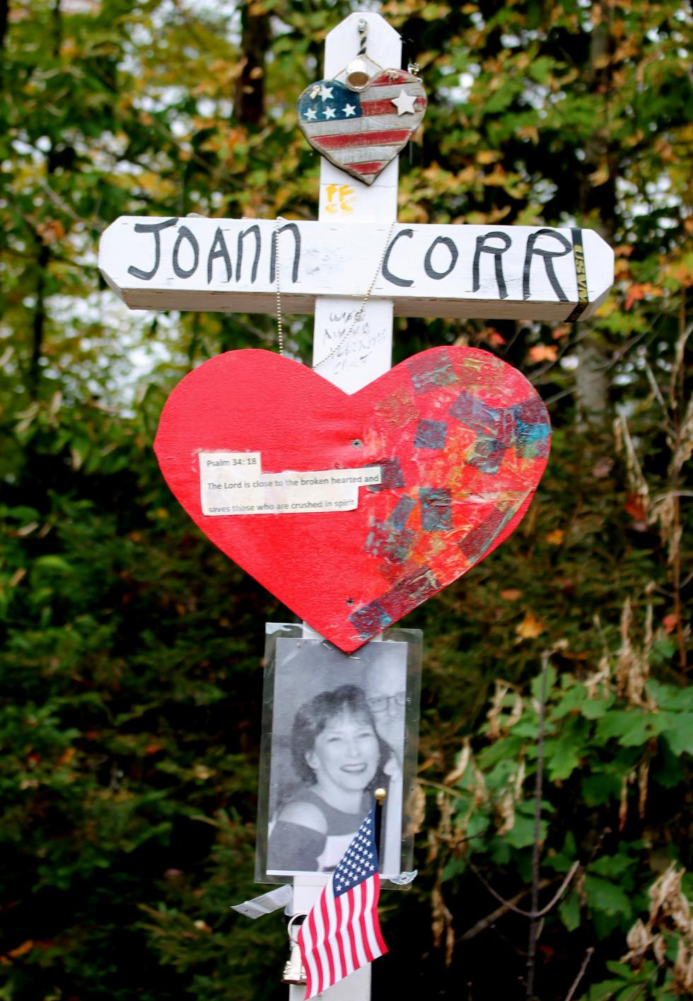 Joann Corr - Lakeville Massachusetts Lost in Randolph NH Motorcycle Tragedy