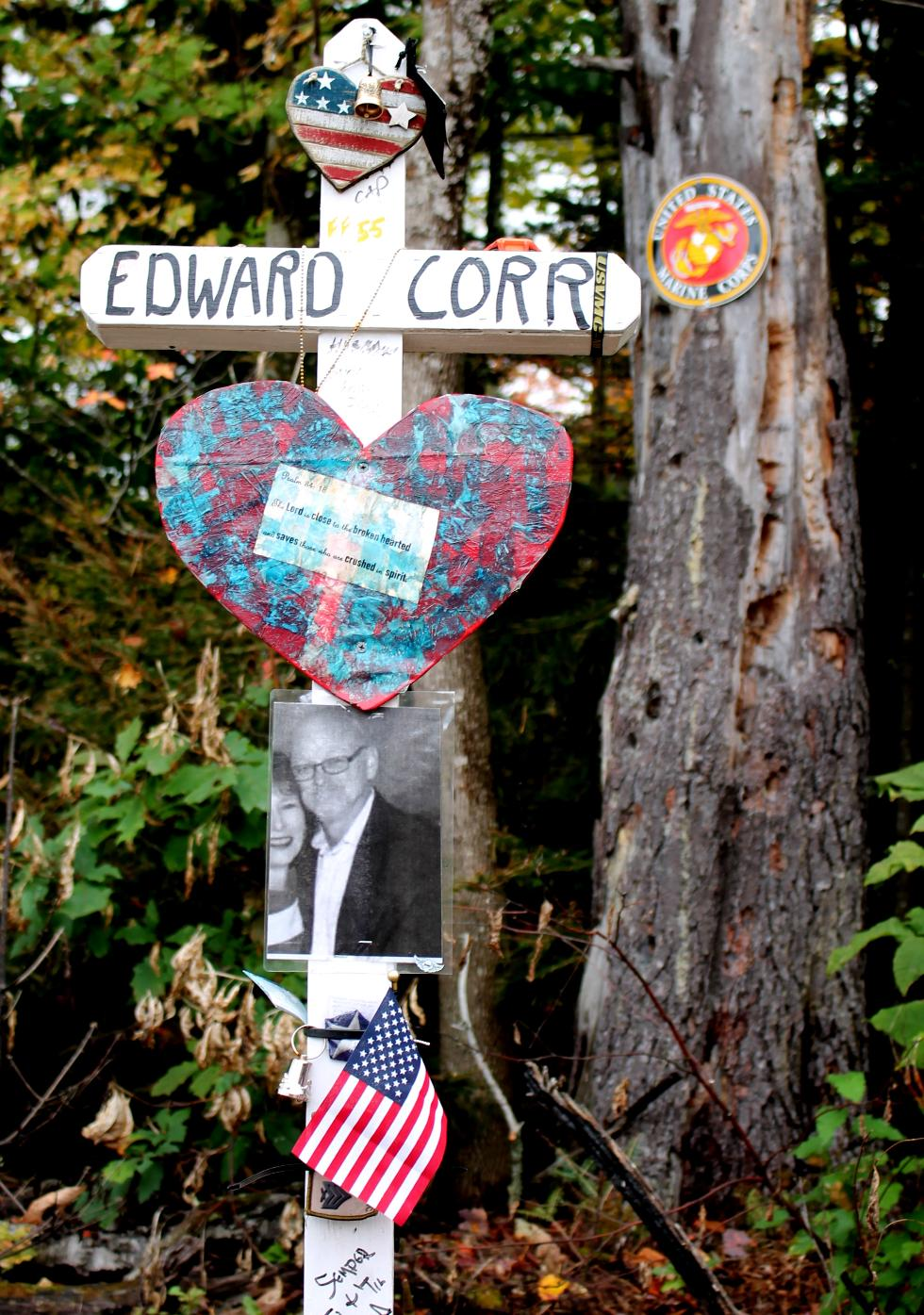 Edward Corr - Lakeville Mass Lost in Randolph NH Motorcycle Tragedy