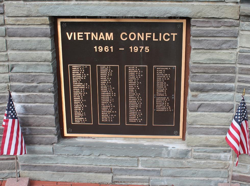 Sturbridge Mass Vietnam War Veterans Memorial