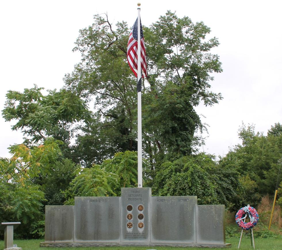 Truro Massachusetts Veterans Memorial