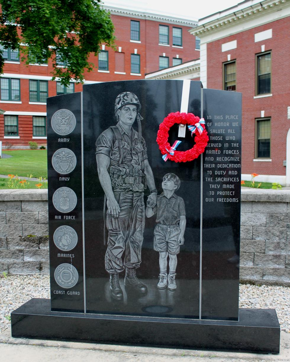 Webster Massachusetts All Services Memorial
